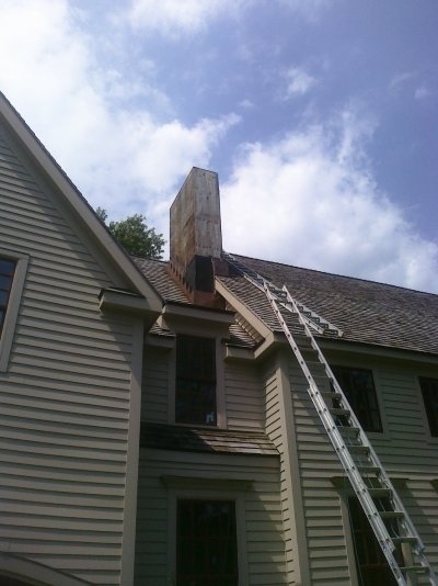 Chimney services and repairs in Thomaston, CT