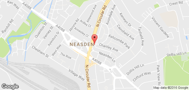 Microchipping - Wembley, London - All Pets Veterinary Clinic - Map