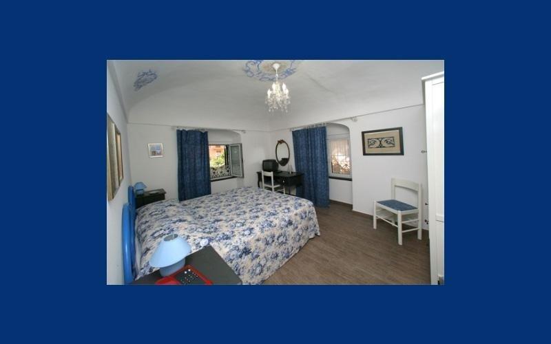 single rooms in a hotel in Genoa