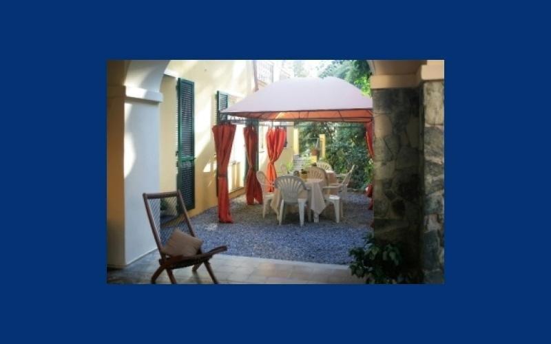 residence in Cogoleto