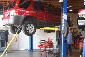 auto brake service