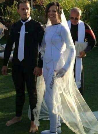 Matrimonio Subacqueo