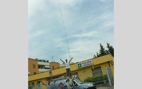 esperienza in sistemi di telecomunicazioni