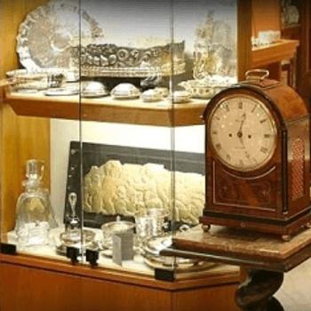 argenteria, gioielli, orologio, cornici
