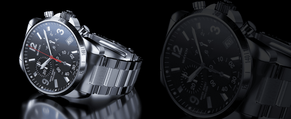 orologio, orologeria, cronografo