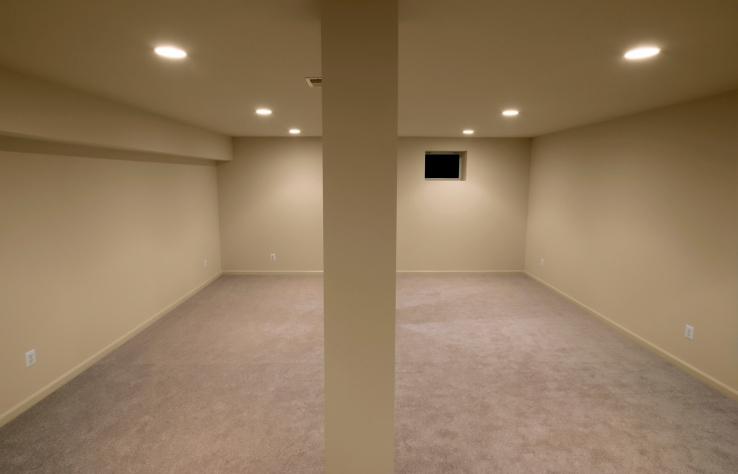 After basement waterproofing in Cincinnati, OH
