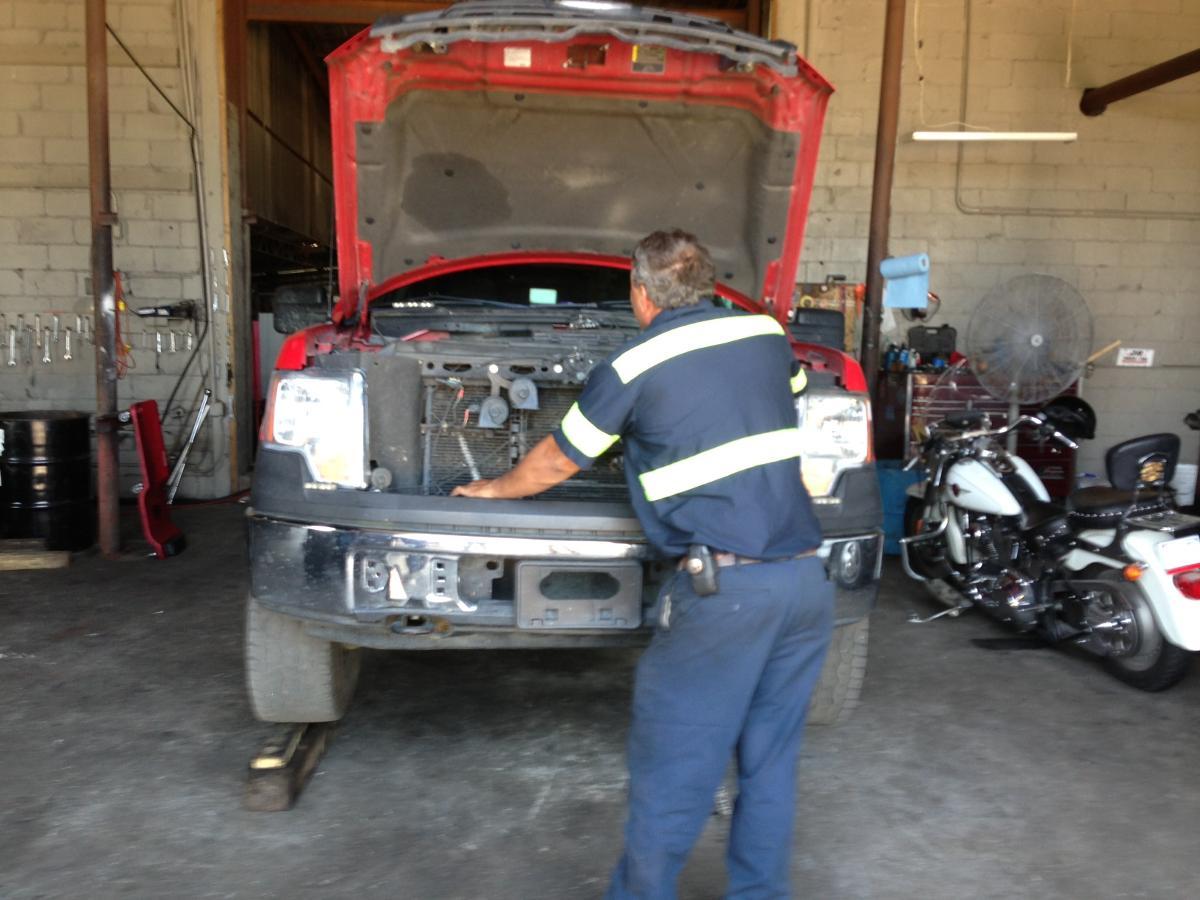 Truck Repairs Lumberton, NC & Dillon SC