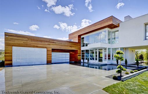 A beautiful modern residence