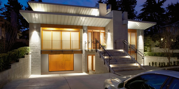 A custom garage door in Memphis TN