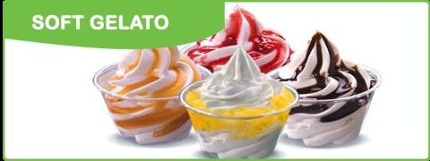 soft gelato
