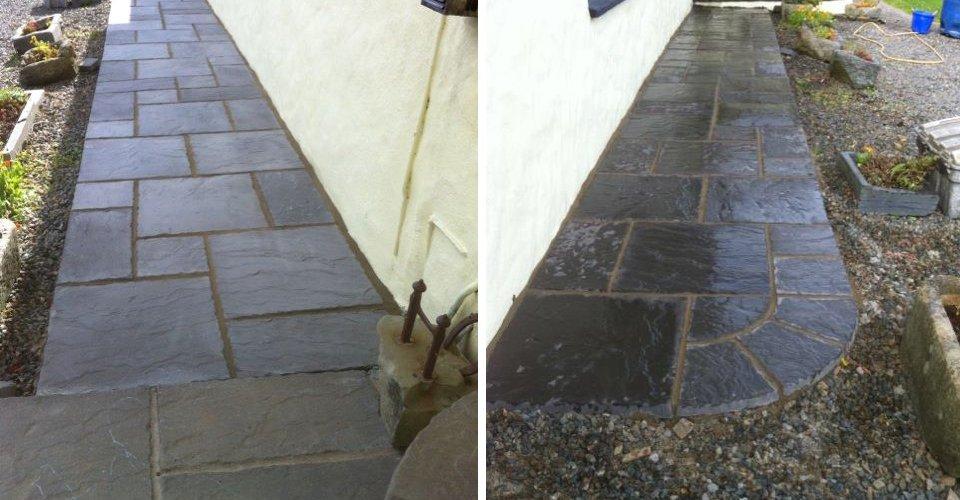 paving stone layers