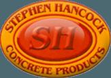 Stephen Hancock Concrete Products logo