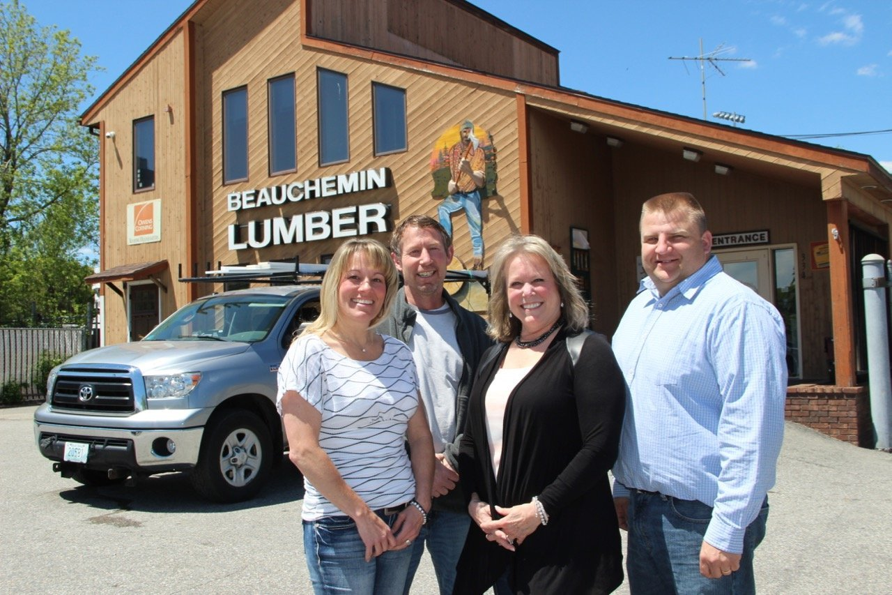 Lumber Yard RI - Beauchemin Lumber - Friendly Staff