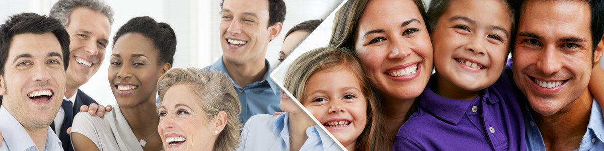 spencer road dental care people with smile