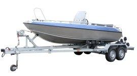 carrello per barche