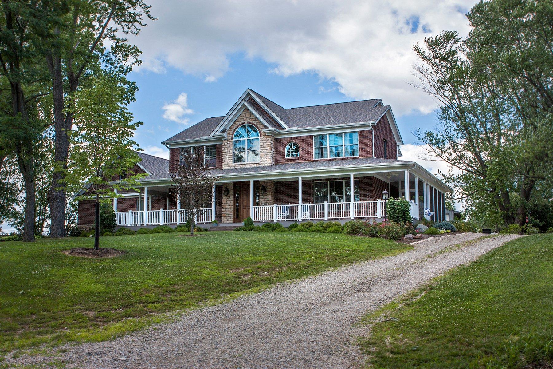 custom built homes oxford ohio