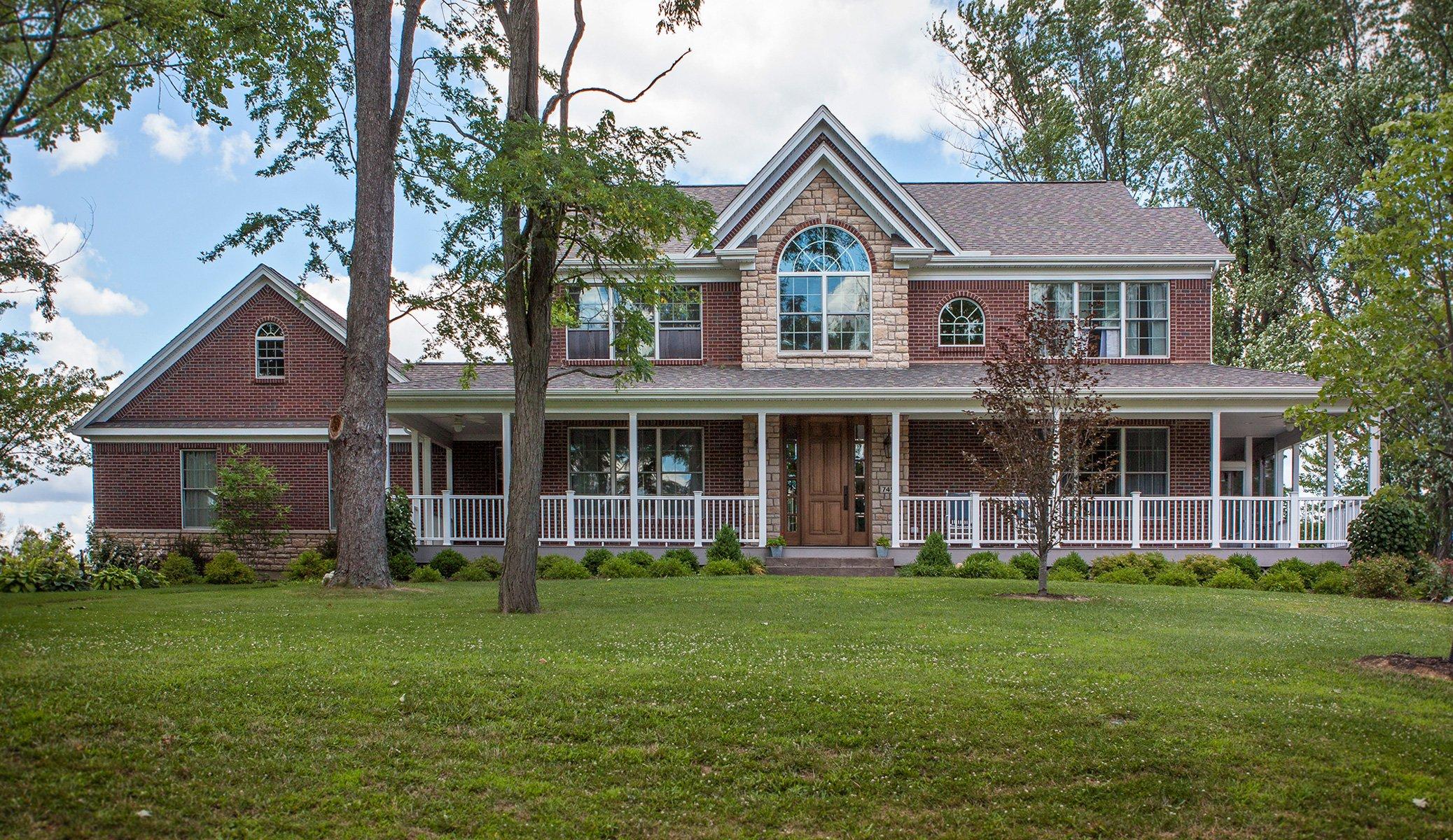 custom home construction butler county