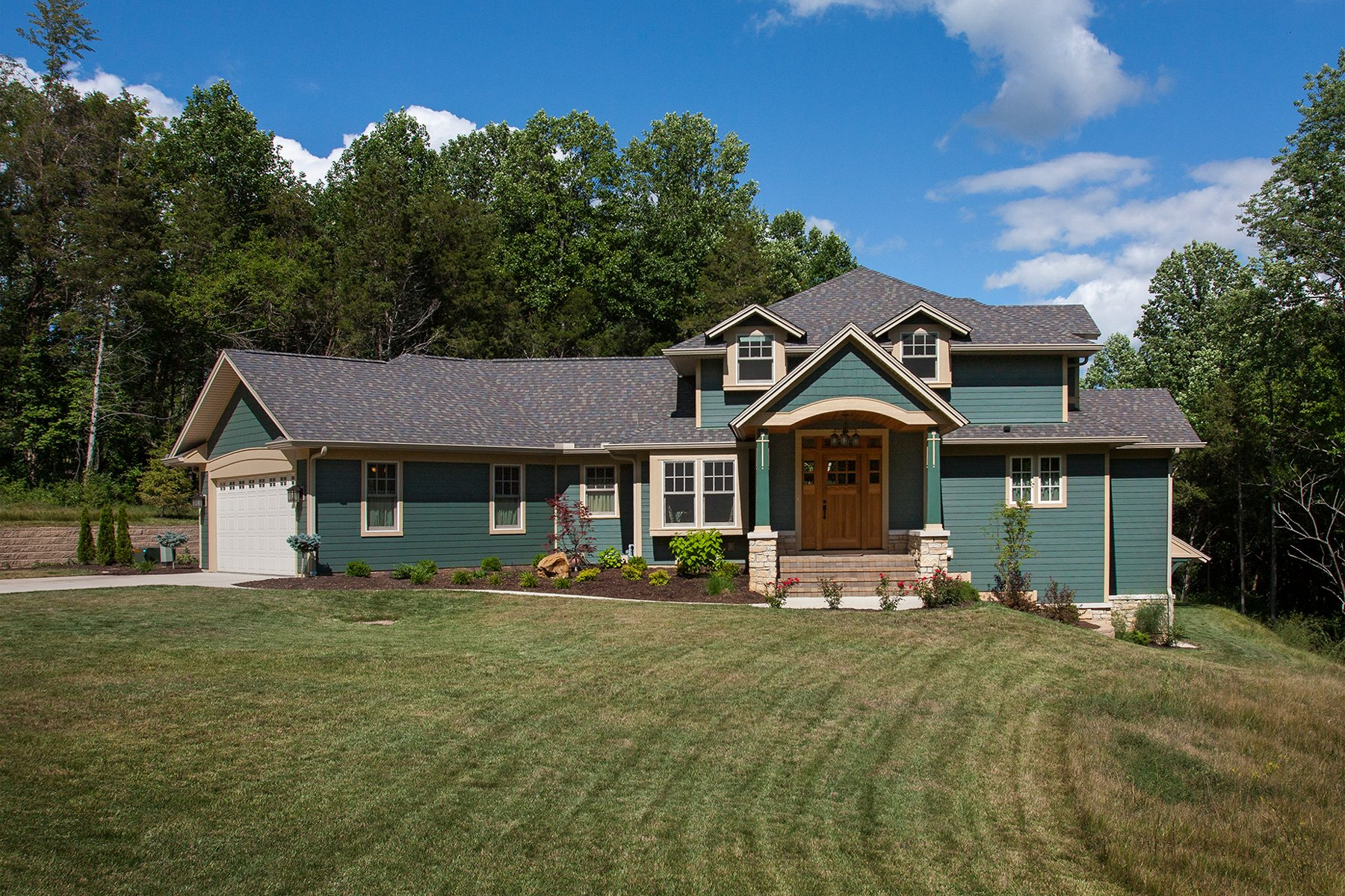 custom home builder west chester ohio