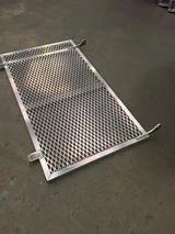 aluminium mesh cover