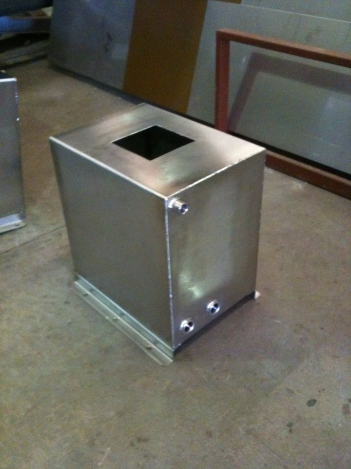 Sheet metal products for clients in the Aberdeen area