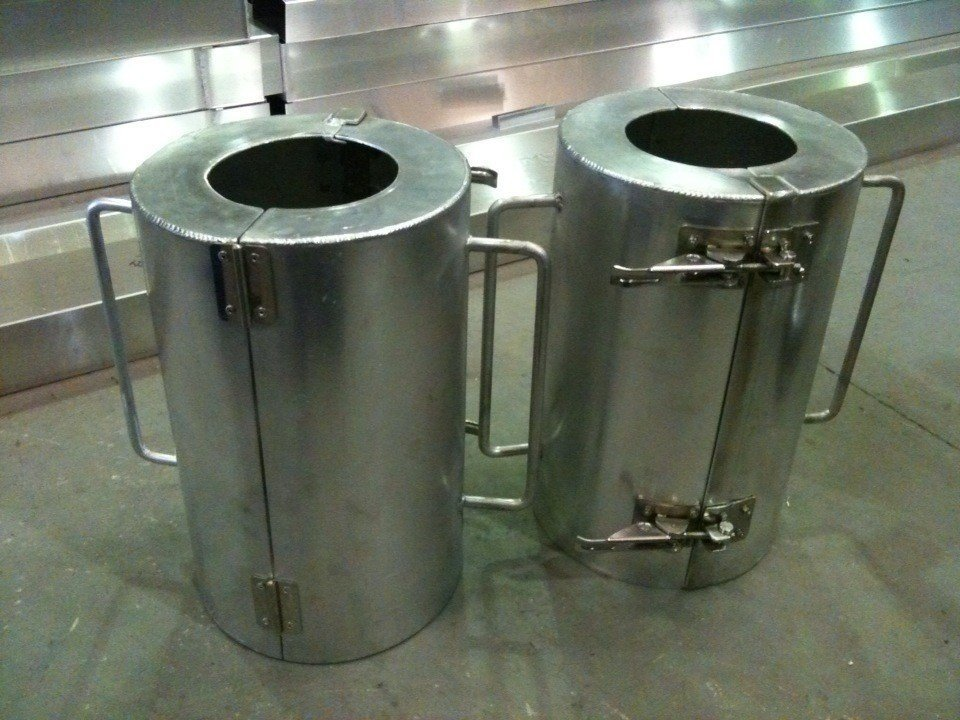 Aluminium Mud Catching Units