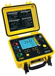 yellow testing kit