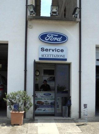 accettazione ford bianchetti, officina autorizzata ford, ford casperia