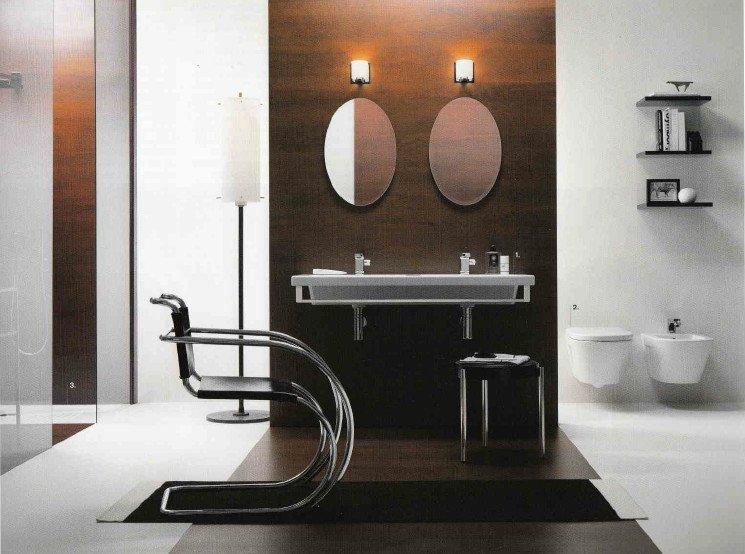 esempio di bagno moderno