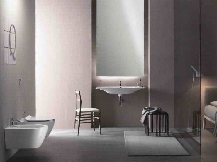 sanitari in ceramica per bagno di design