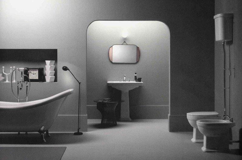 esempio di arredo bagno moderno