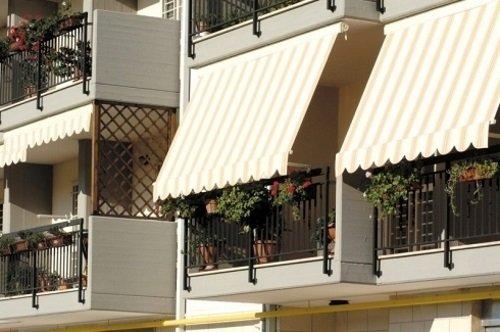 Tende da sole per balcone