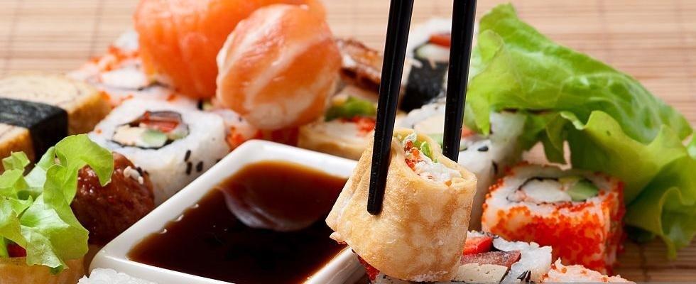 ristorante giapponese e cinese