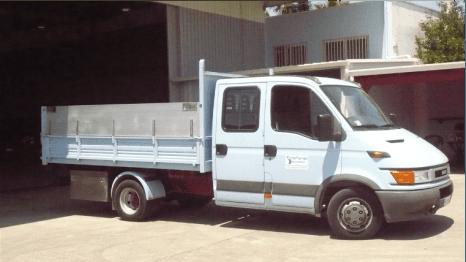 un camioncino