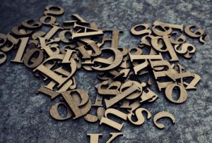 creare un font