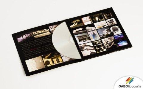libretti e porta cd