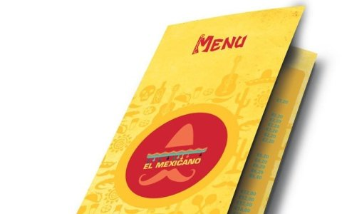 stampa menu ristorante