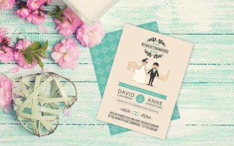 stampa partecipazioni nozze