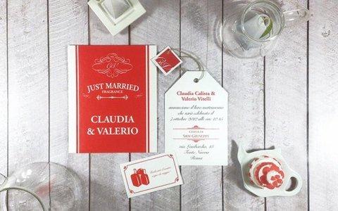 partecipazioni nozze grafiche