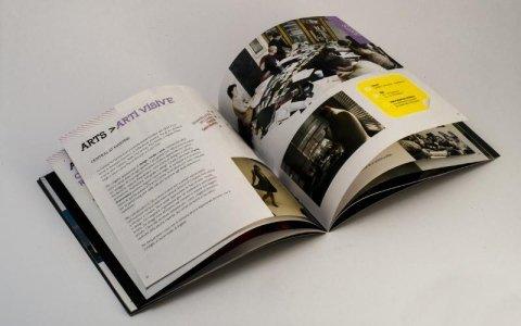 stampa brochure rivista
