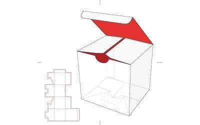 modello scatola