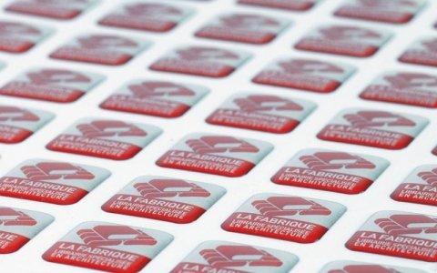 etichette resinate Torino