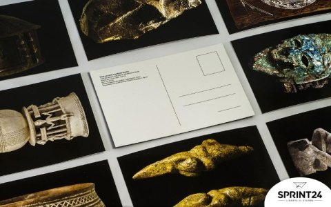 stampa cartoline Torino