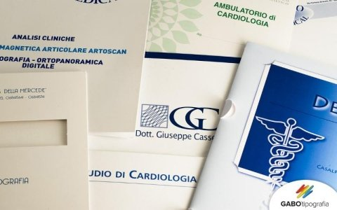 stampa cartelle mediche