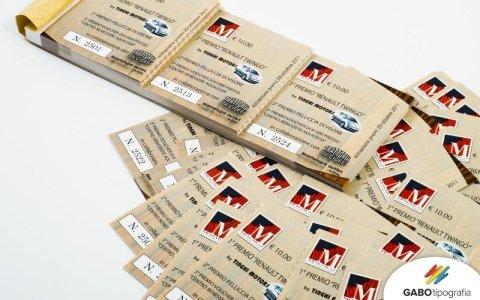 stampa biglietti lotteria