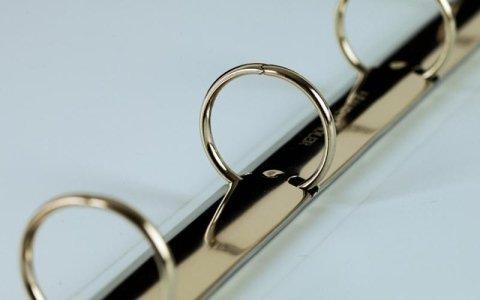 raccoglitori ad anelli