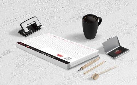 stampa planning personalizzati