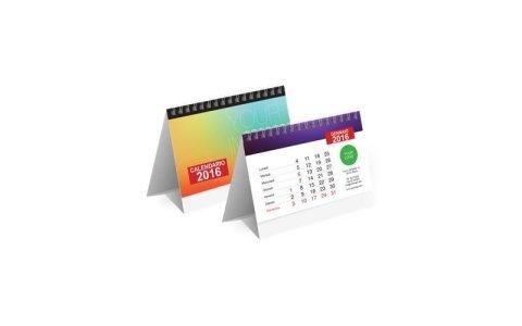 modelli calendari tavolo
