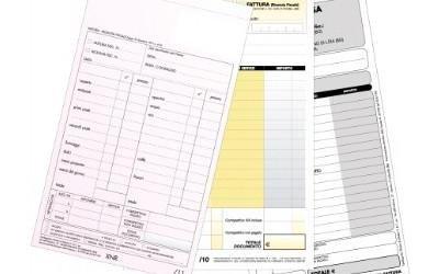 stampa ricevute fiscali
