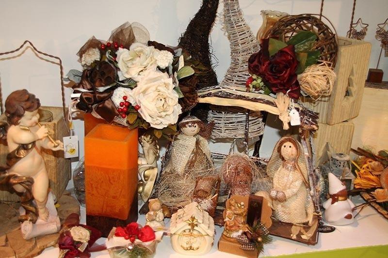 miniature e accessori fiori