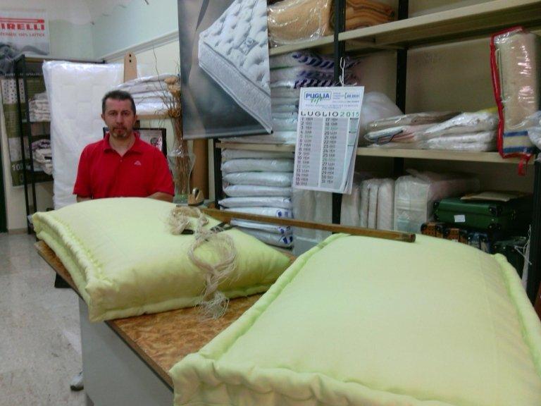 Lavorazione artigianale materassi